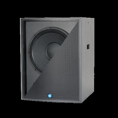 renkus-heinz tx118s and ta118sa speaker black split grill