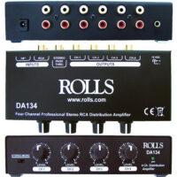 Rolls-DA134-Distribution-Amp