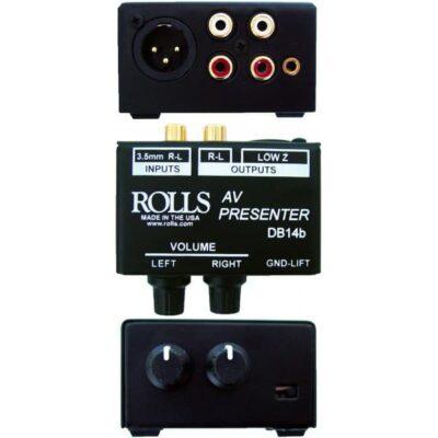 Rolls-DB14b-AV-Presenter