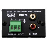 Rolls-DB226-Stereo-Line-Converter