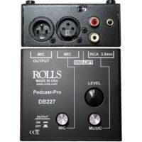 Rolls-DB227-Podcast-Pro