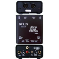 Rolls-DB24-Stereo-Direct-Interface