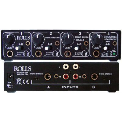 Rolls-HA243-Headphone-Amp