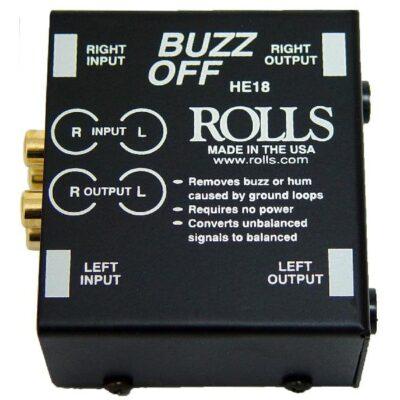 Rolls-HE18-Hum-Buzz-Remover