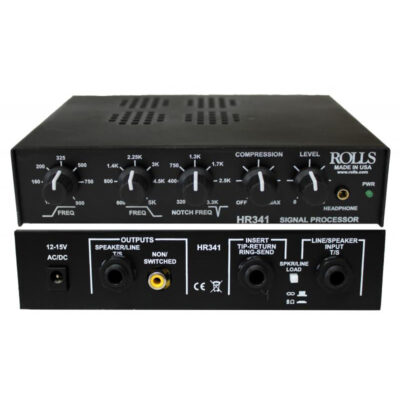 Rolls-HR341-Signal-Processor