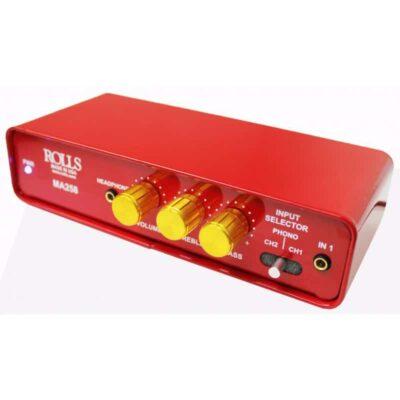 Rolls-MA258-Amplifier