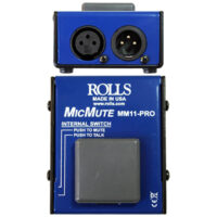 Rolls-MM11-PRO-Mic-Switch