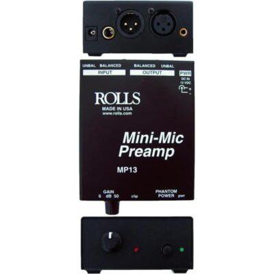 Rolls-MP13-Mic-Preamp