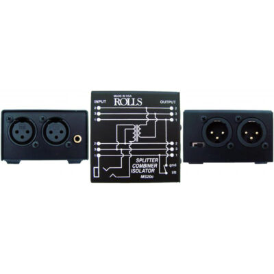 Rolls-MS20c-Mic-Splitter-Combiner-Isolator