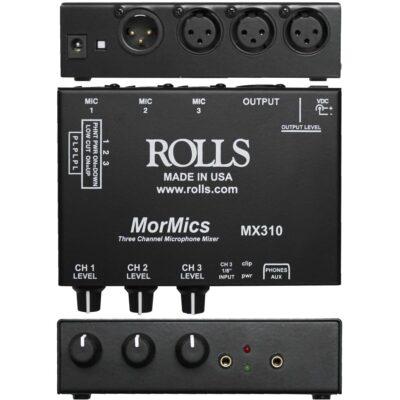 Rolls-MX310-Mini-Mixer
