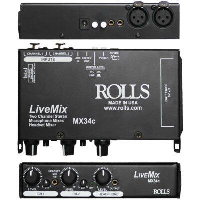 Rolls-MX34c-Mini-Mixer