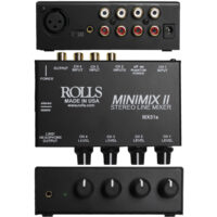Rolls-MX51s-Mini-Mixer