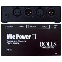 Rolls-PB223-Phantom-Power-Supply