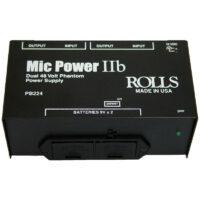 Rolls-PB224-Phantom-Power-Supply