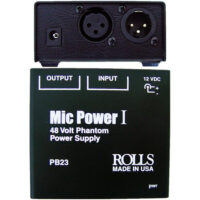 Rolls-PB23-Phantom-Power-Adapter