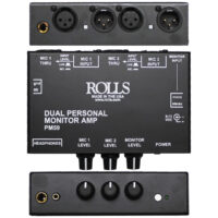 Rolls-PM59-Dual-Personal-Monitor-Amp