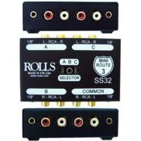 Rolls-SS32-Mini-Route