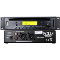 Rolls-HR72X-Media-CD-Player