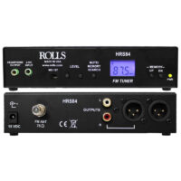 Rolls-HRS84-FM-Tuner