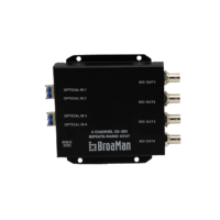 Broaman Repeat8-NANO-4OUT media converter