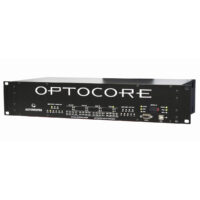 Optocore AutoRouter Patchbay front