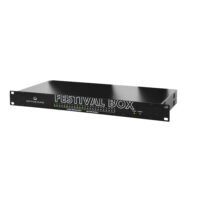 Optocore FESTIVAL BOX Grand point to point system converter front
