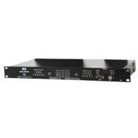 Optocore M8-OPT MADI Optical Network switch with SANE fiber front